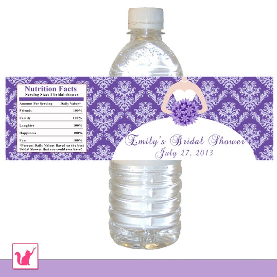 wedding water bottle labels wordingWeddings And More | Weddings ...