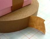 "Kraft Masking Tape Full Roll of 1"" wide x 60 yards (180 feet) long"