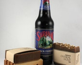 Oatmeal Stout Beer Soap, Cold Process, Vegan Friendly Soap