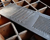 Vintage Metal Radio Slaw and Vegetable Cutters by Bluffton