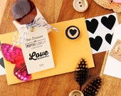 Last Discontinued Stamp SALE - Love Never Fails