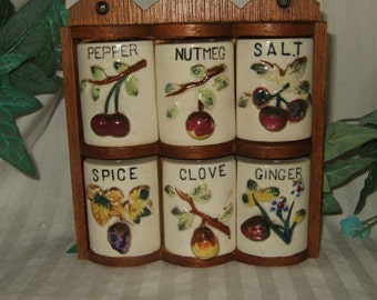 Popular items for fruit and spice on Etsy