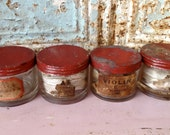 I Wish I Could Have Walked In The Old Music Store Where These Vintage Jars Were Stored