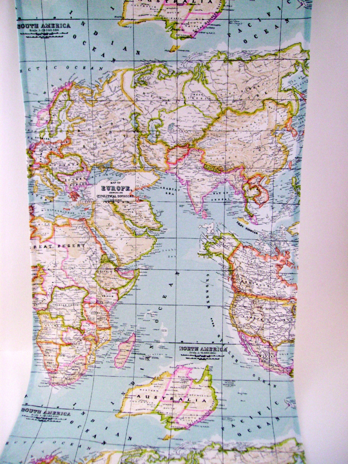 map fabric world map fabric fabric map of the world world