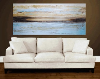 painting, large painting, abstract painting, landscape painting by Jolina Anthony