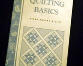 Quilting Basics Booklet -  Quilt Patterns and Templates - Beginner Quilting Instructions - Amish Quilting