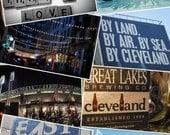 Cleveland Collage Art