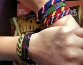 Handmade Avengers Friendship Bracelets