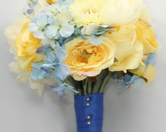 SALE Sunny Skies Bridal Bouquet