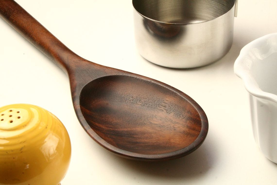 American Made Kitchen Utensils Wooden Spoons Etsy