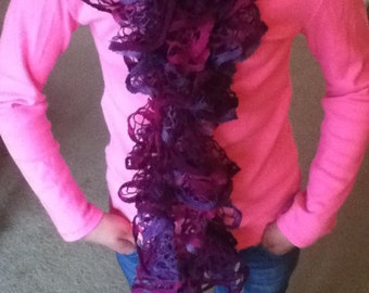 Children's Ruffle Scarves