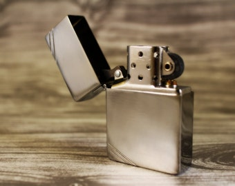 Custom Engraved 1935 Replica Zippo Lighter - Engraving Included