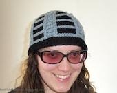 Dalek - Inspired Hat - Large Women's/Med Men's
