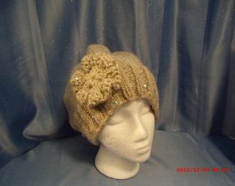 Slouch Hat:  Prismatic yarn