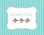 Reserved for CASI