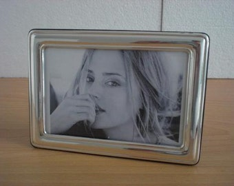Handmade Sterling Silver Photo Picture Frame 1020 10x15 GB new