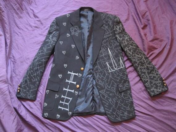 Bam Margera HIM Haggard Jacket blazer