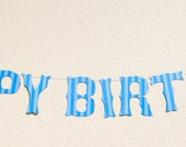 Happy 16th Birthday Banner Special Order