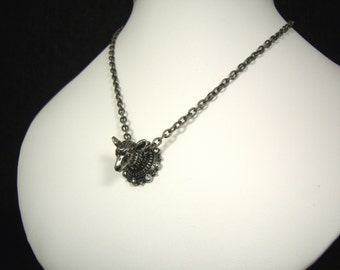 Mounted Sheep necklace