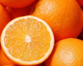 Sweet ORANGE PURE Essential Oil (Full Strength!) 1/2 or 1 oz. size