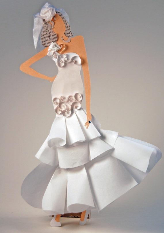 Paper Doll Brides