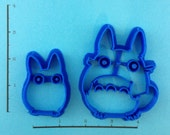 Totoro Set Cookie Cutters