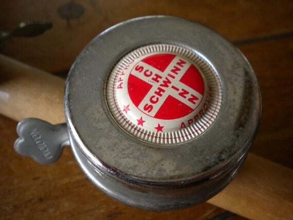 Vintage Schwinn Bicycle Bell 1970's