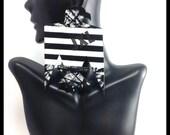 Reserved for Glammo Thunda Bird- Black and White