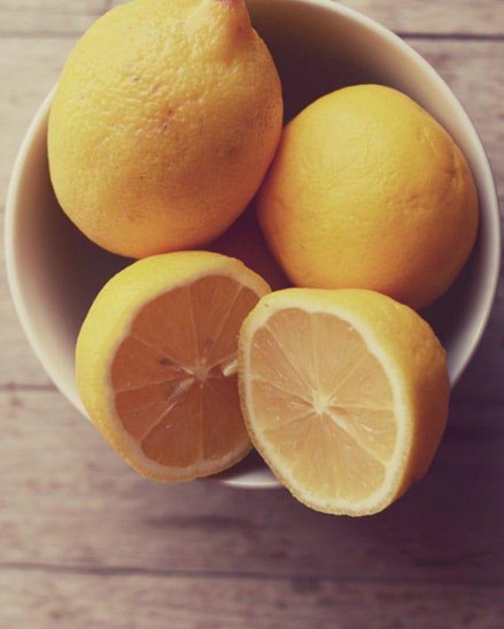 Rustic Yellow Kitchen: Lemon Photographyellow Kitchen Decor Rustic Kitchen Art