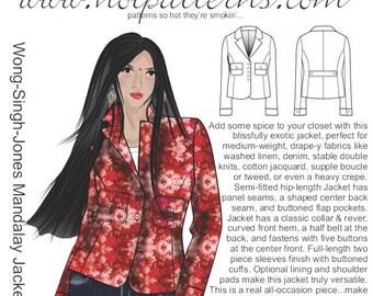 HP 1131 Wong-Singh-Jones Mandalay Jacket