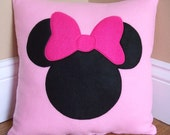 Minnie Mouse Pillow