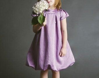 Bubble Dress PDF Sewing Pattern Sizes 12m 18m 2T 3T 4T 5 6 7 8