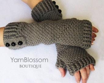 CROCHET CYCLING GLOVE | How To Crochet