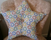 SALE. Star Shape Cushion