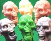 Biter Zombie Head