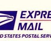 EXPRESS MAIL United States ONLY