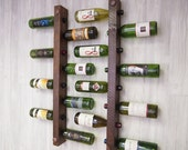 8 Bottle Tuscan Wine Racks, Set of 2