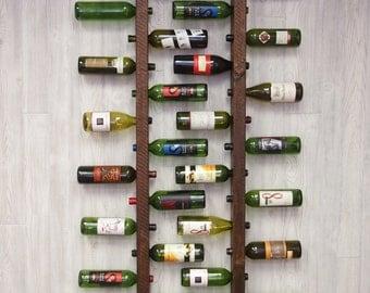Wine Rack 16 Bottle Ladders - Set of 2