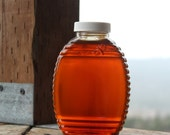 1lb Dancing Bee Raw Unfiltered Fireweed Honey