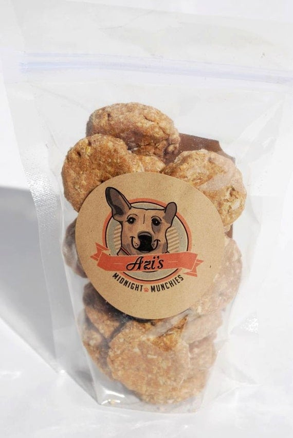 oz. Bag of Cinnamon, Apple & Peanut Butter Biscuits - Farm Fresh ...