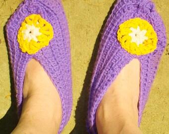 Women's Slippers or Little Girls' Slippers