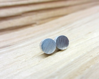 Minimalist Earrings Contemporary Jewelry Aluminum