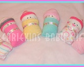 Miniature Diaper Babies-Awesome Baby Shower Decoration/GIFT Idea