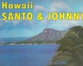 SANTO & JOHNNY LP Hawaii