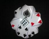 Poker Card Pin/Boutonniere