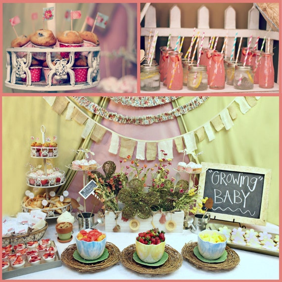 Baby party decoration best baby decoration for Baby shower decoration free