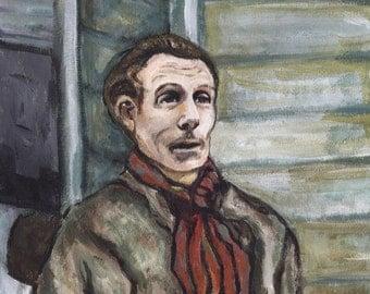 Louis-Ferdinand Céline: print