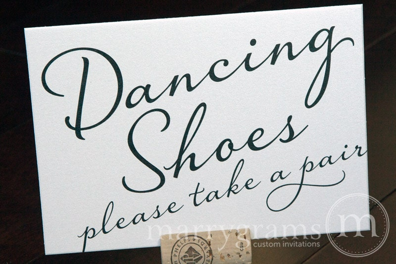 Dancing Shoes For Wedding Reception