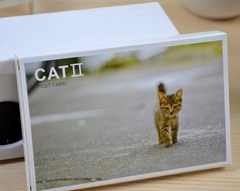 Postcard Set - My dear Cat - Season 2 - 30 Sheets