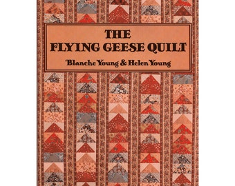 The Flying Geese Quilt Instructional Book